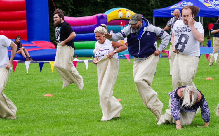 Team Building Games For Hire