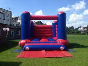 Bouncy Castle Hire in cumbria and Yorkshire