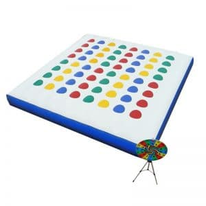 Giant-inflatable-twister-game