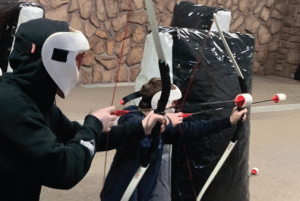 inflatable-combat-archery-game