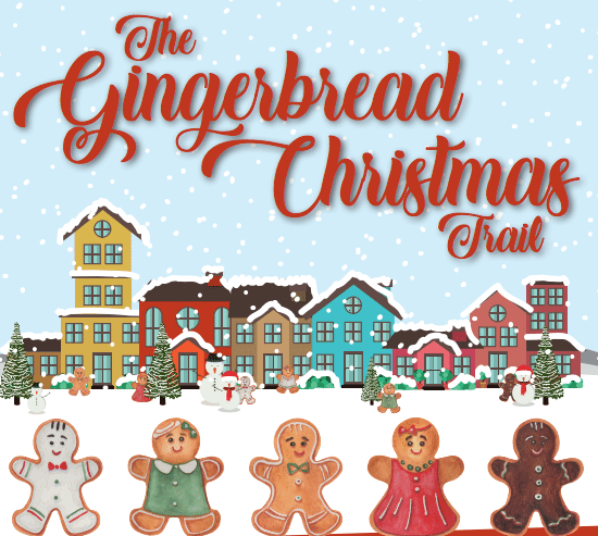 The Gingerbread Trail