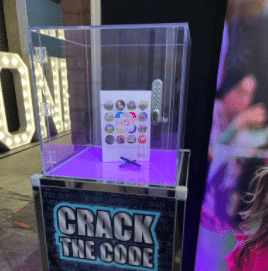 Crack The Code Game